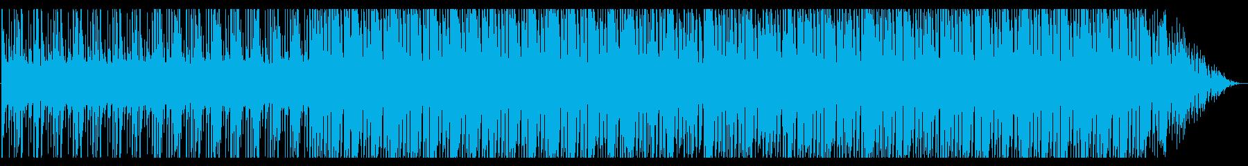不気味/ダーク/テクノ_No436の再生済みの波形