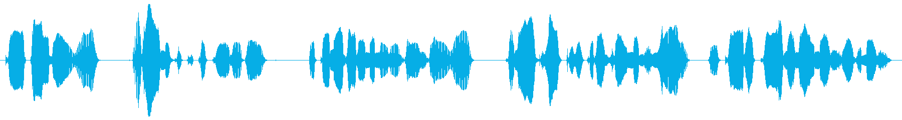 携帯電話・アラーム付時計など、音の出る…の再生済みの波形