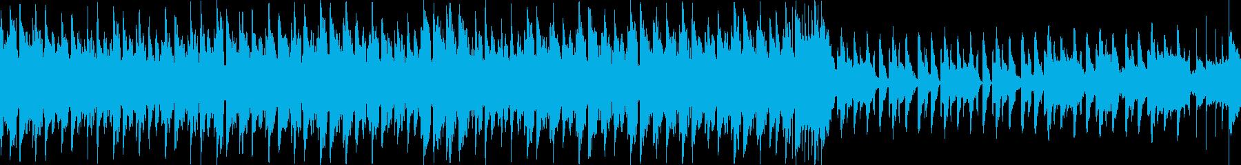 【メロなし/ループ】EDMアンセムの再生済みの波形