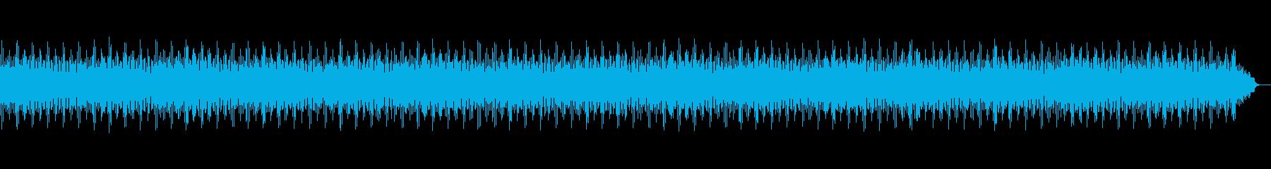 報道・ニュース用BGM~テクノロジー系~の再生済みの波形