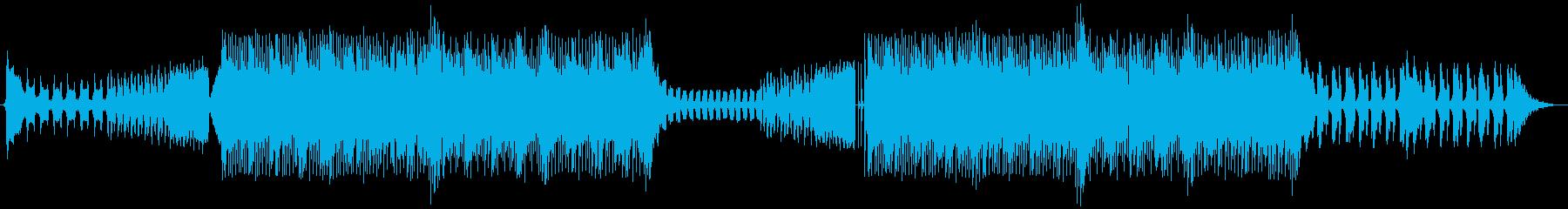 eスポーツ 大会 EDM オケの再生済みの波形