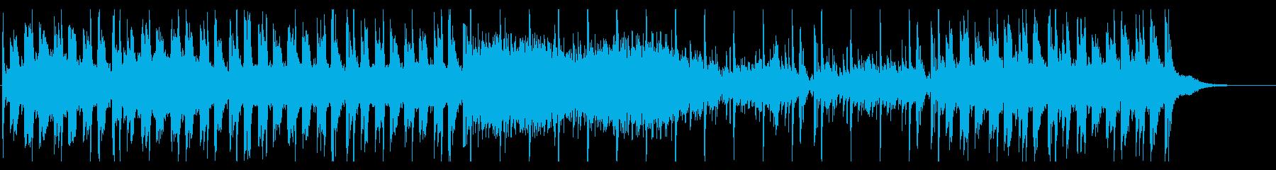 ゲームミュージック25/ミステリアスの再生済みの波形