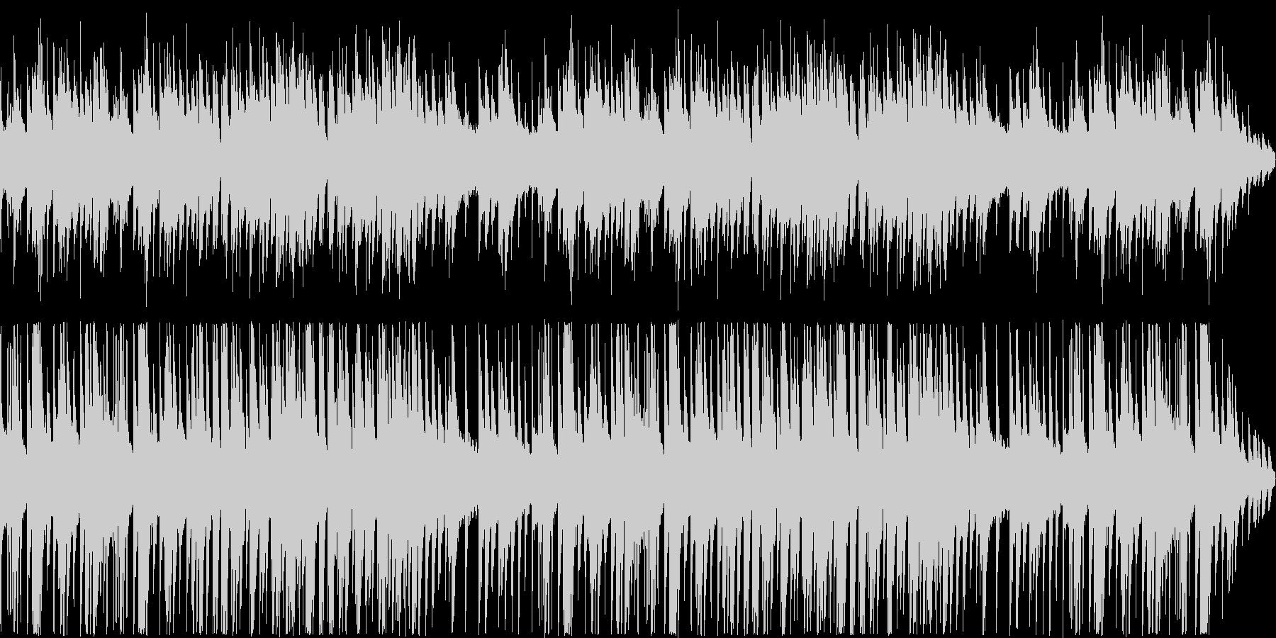 切ない悲しい雰囲気のピアノ曲です。の未再生の波形