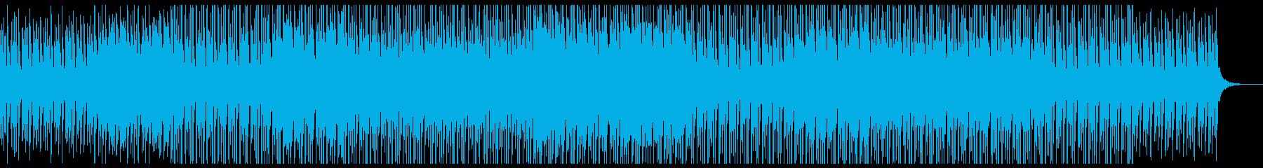 水をテーマにした深いリバーブのチルアウトの再生済みの波形