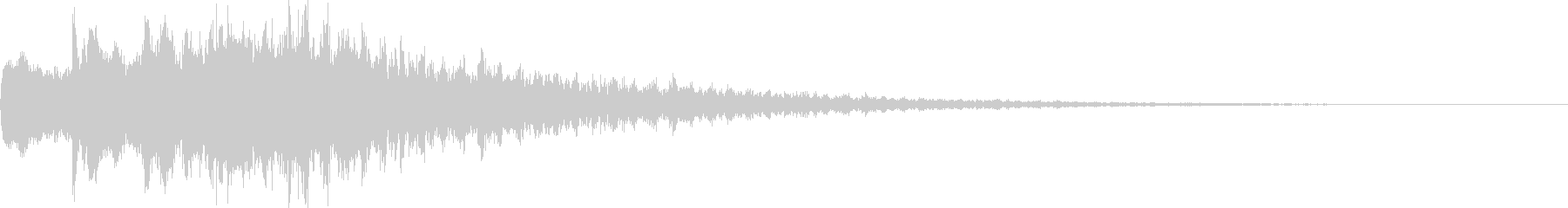 【ゲーム系】連鎖/パズル/12コンボの未再生の波形