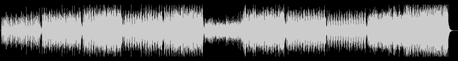 フィンランド民謡のイエヴァン・ポルカの未再生の波形