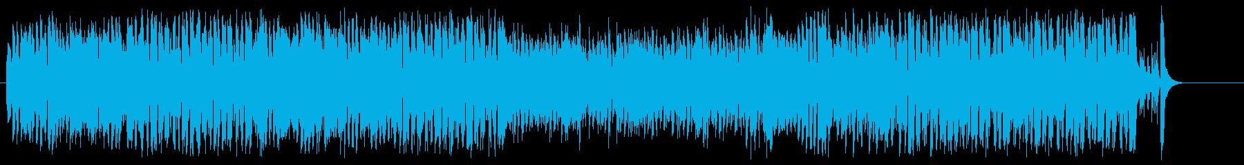 セントルイス風ジャズ・アンサンブルの再生済みの波形