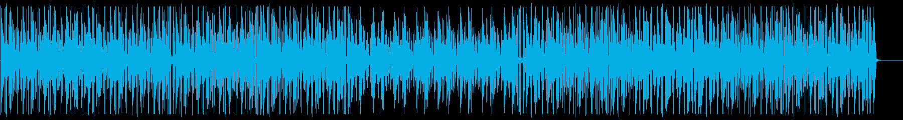 ほのぼの/南国/生演奏_No541_2の再生済みの波形