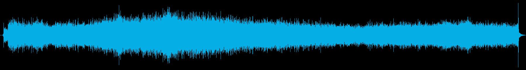 電気プラズマカッター:ロングカット...の再生済みの波形
