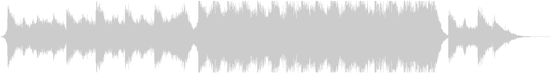 エレクトロ 交響曲 広い 壮大 ド...の未再生の波形