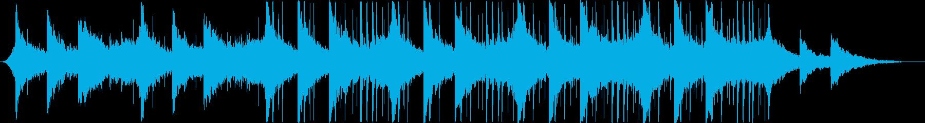 ポップ テクノ ダブステップ アン...の再生済みの波形