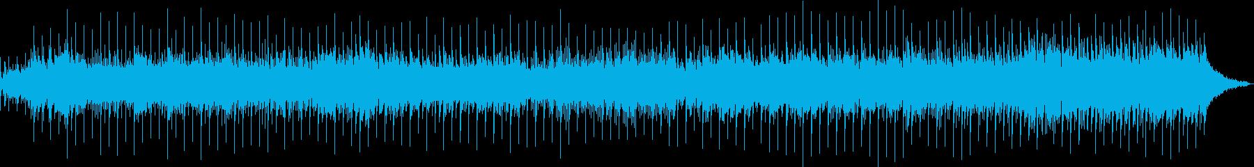 神秘的なエキゾチックサウンドの再生済みの波形