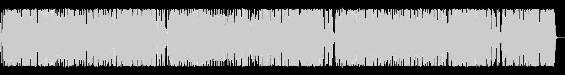 元気ハツラツブラス+ロック フルの未再生の波形
