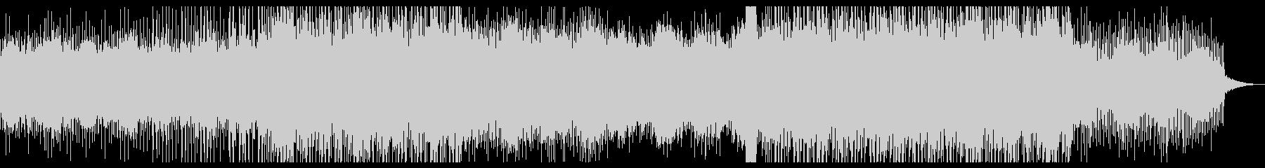 幻想的なドラムンベースの未再生の波形
