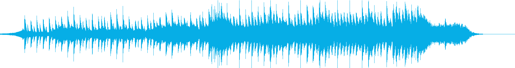爽やかで誠実な曲 CM、企業VP映像用の再生済みの波形