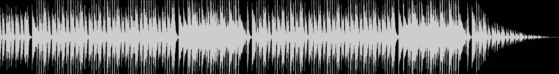 ベースなしの未再生の波形