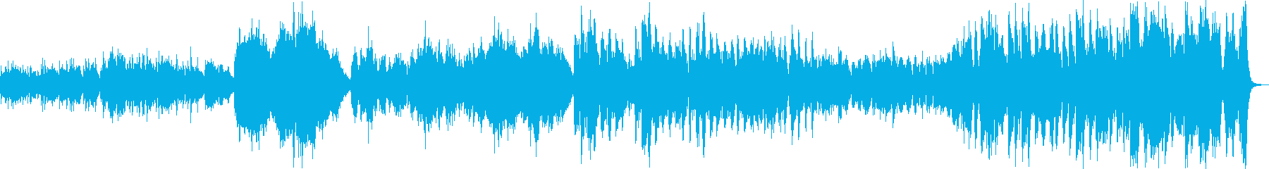 Inspiring orchestra's reproduced waveform