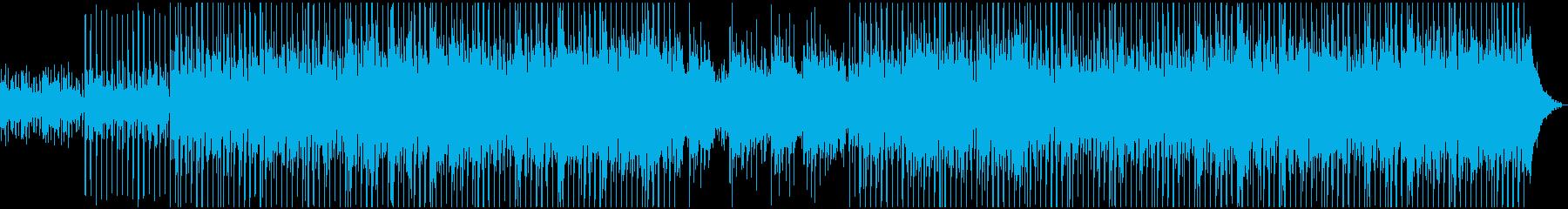 アンビエントエレクトロニックスタイ...の再生済みの波形