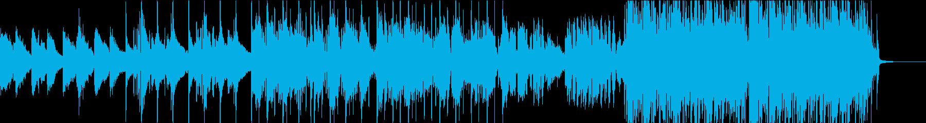 ジャスティン・ビーバー系のPop/R&Bの再生済みの波形
