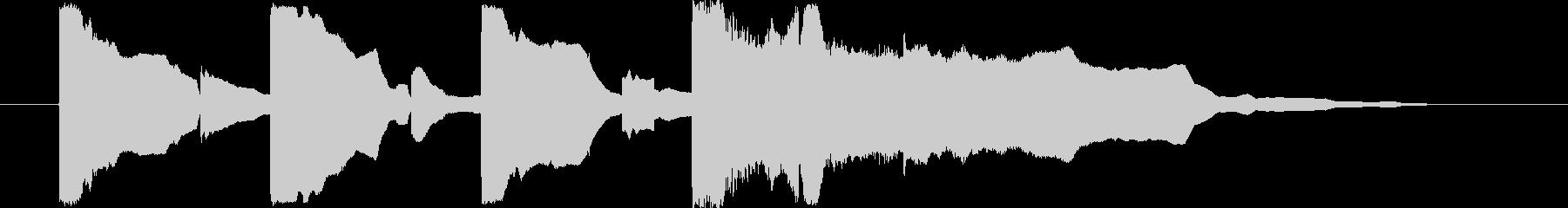 スタートシグナル3の未再生の波形