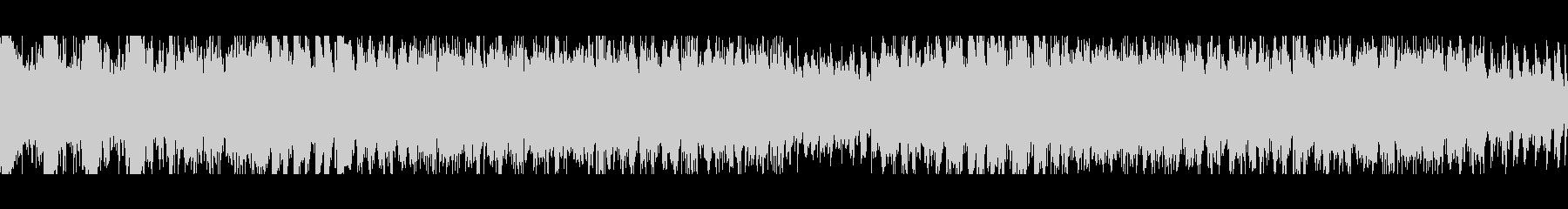 Lo-Fi HipHopのBGM用2の未再生の波形
