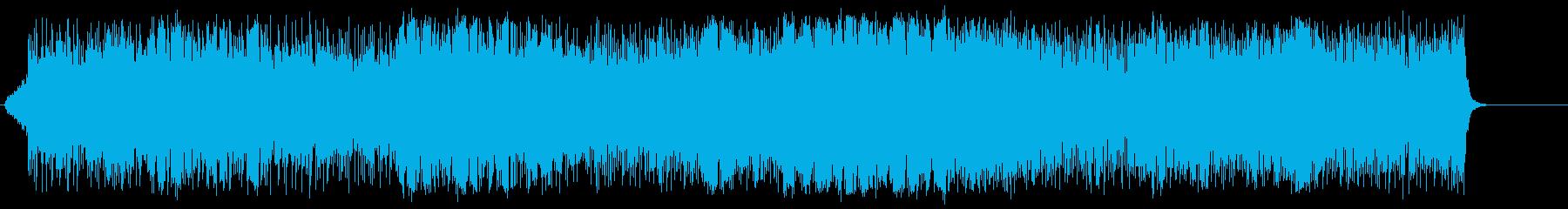 途方に暮れるサスペンス風BGの再生済みの波形