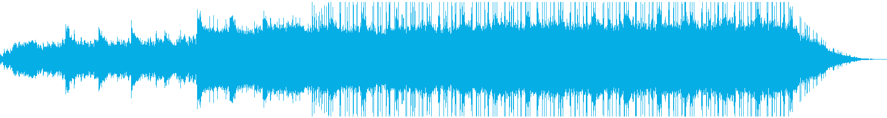 twilightの再生済みの波形