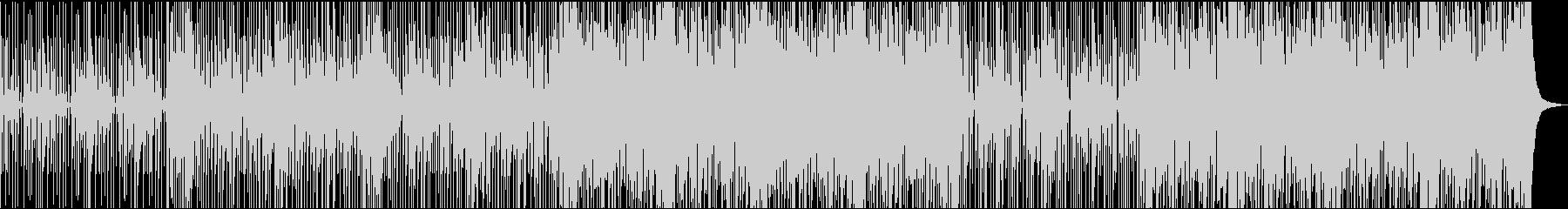 Groovy Funkyの未再生の波形