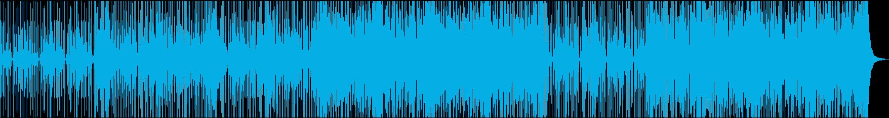 Groovy Funkyの再生済みの波形
