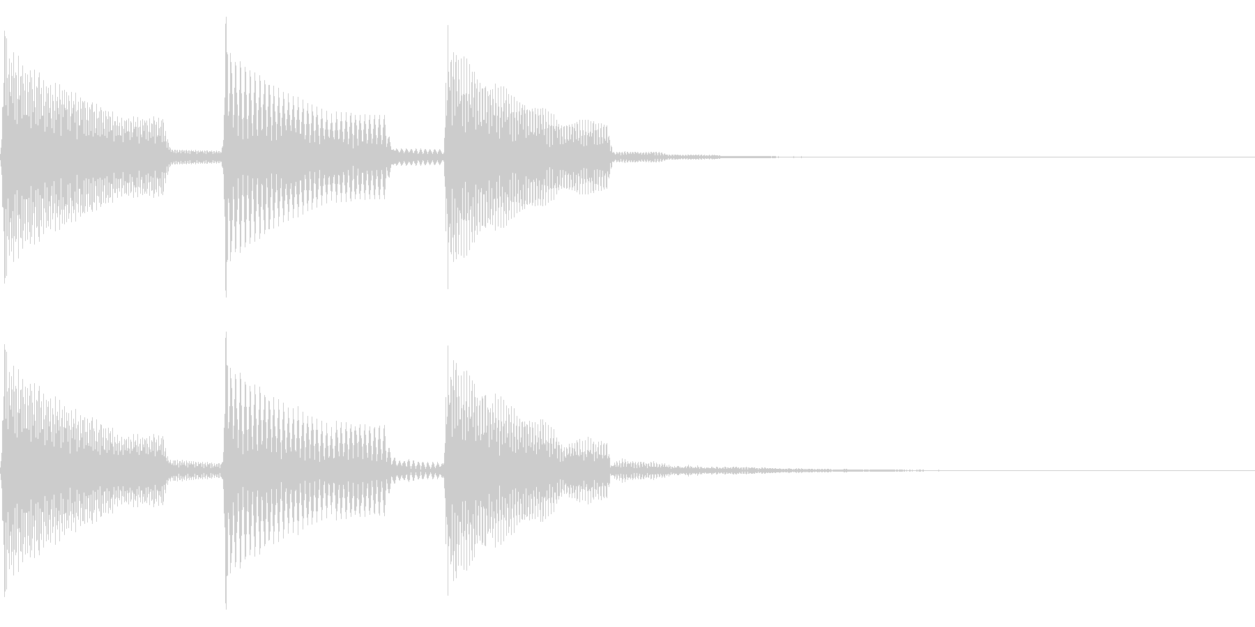 ピーポーパ(回復/場面転換/ファミコンの未再生の波形