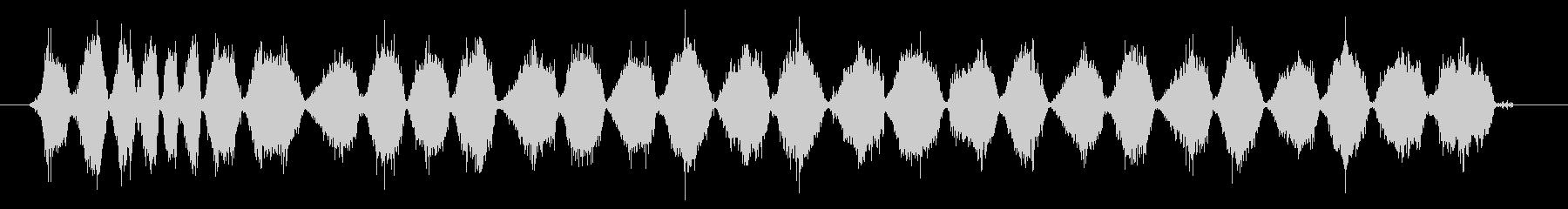 サンドペーパー:中程度のグリット:...の未再生の波形