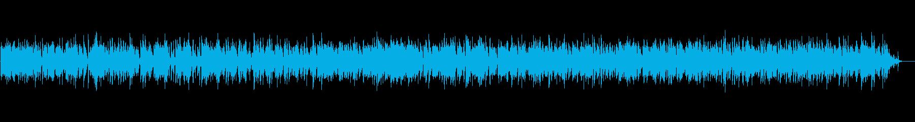 大人なバーに似合うジャズの再生済みの波形