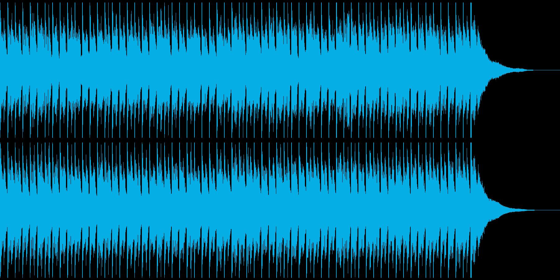 幸せになる(短い)の再生済みの波形