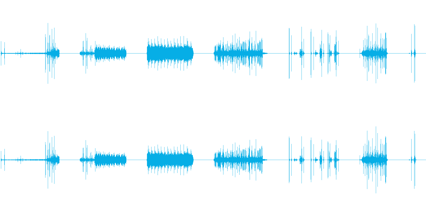 Victrolaキュー;シングルク...の再生済みの波形