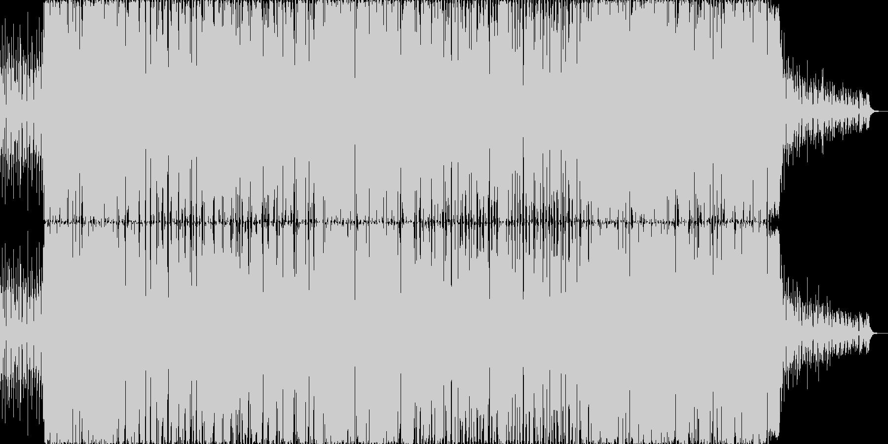 洋楽女性ボーカル 明るいPOPSONGの未再生の波形