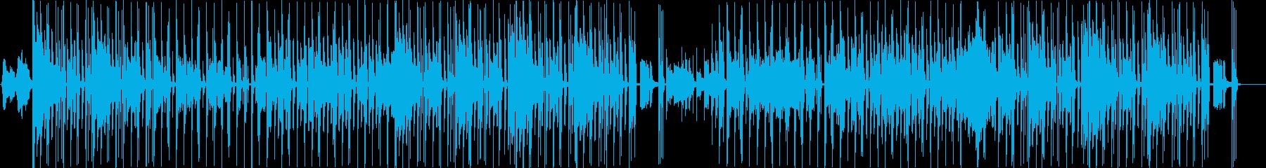 PV】カートゥーンっぽいコミカルなジャズの再生済みの波形