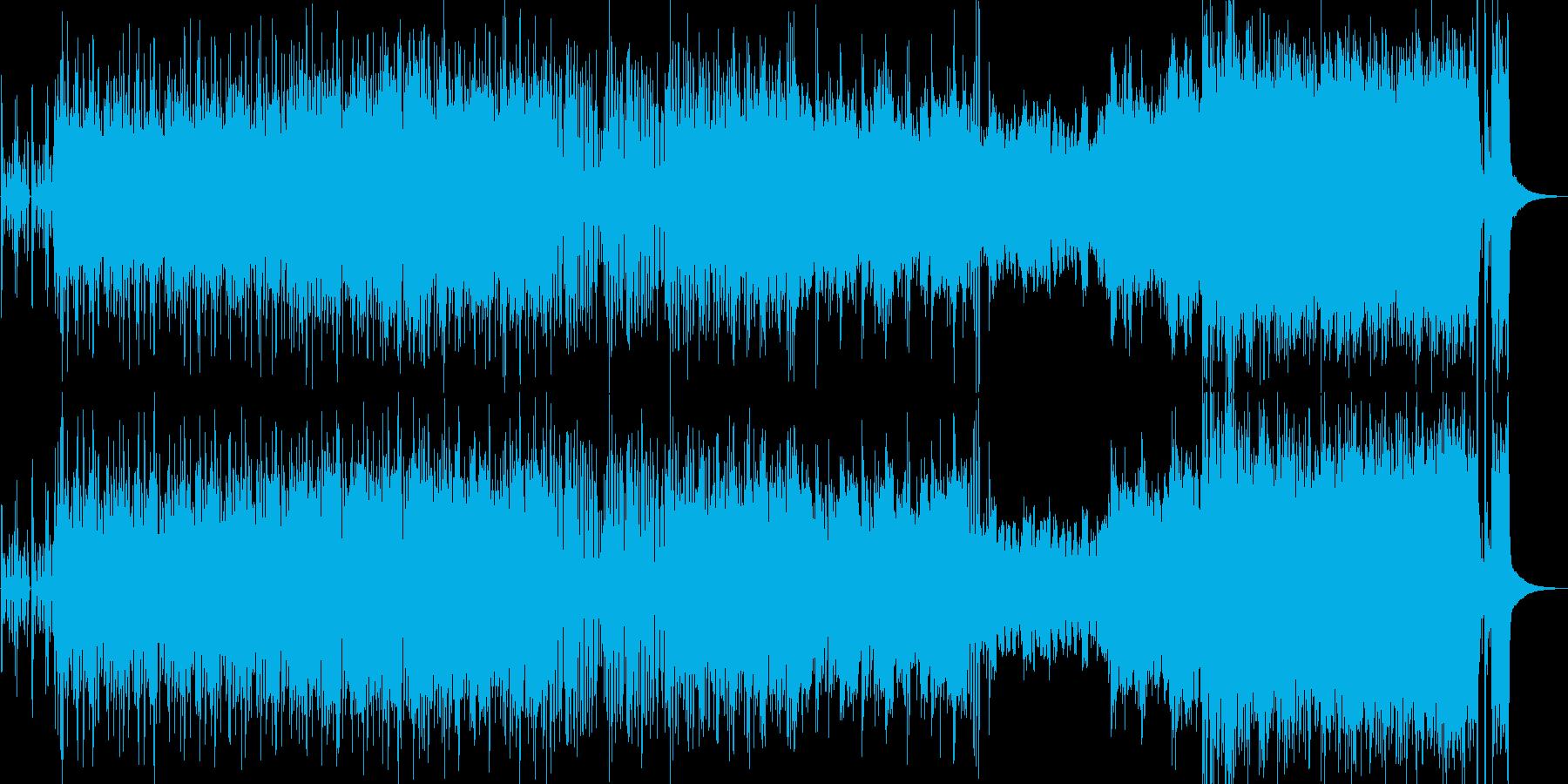 和風大河オープニングBGMオーケストラの再生済みの波形