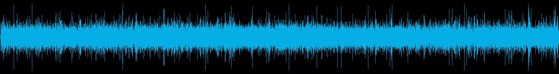 流れ水 水 クリークスモールリップル01の再生済みの波形