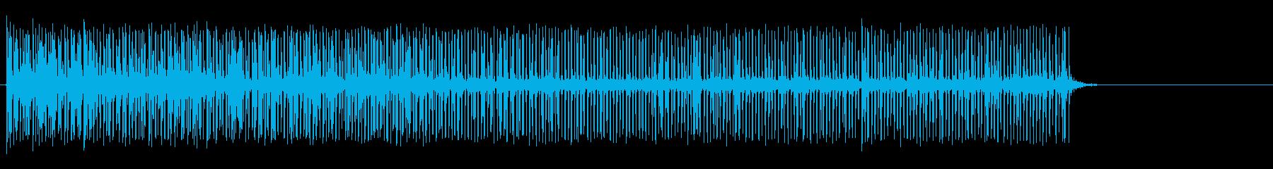 電気_バチバチ_02の再生済みの波形