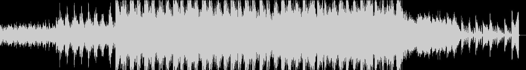 不安にさせるホラー/サスペンス用テーマ曲の未再生の波形