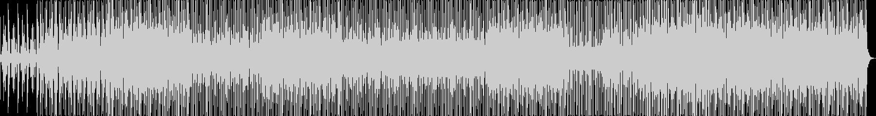 アコーステック アクション 技術的...の未再生の波形