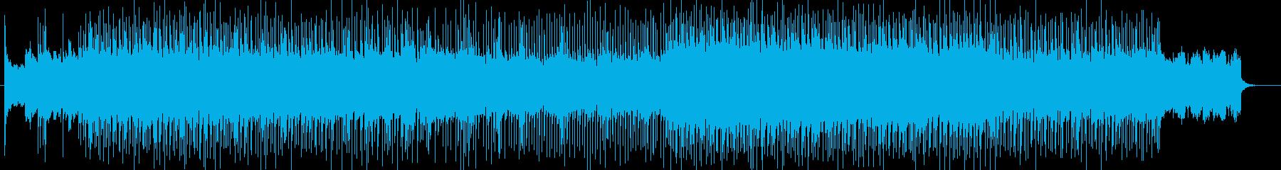 「HR/HM」「DARK」BGM303の再生済みの波形