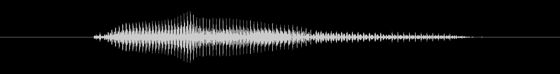 グアムの未再生の波形