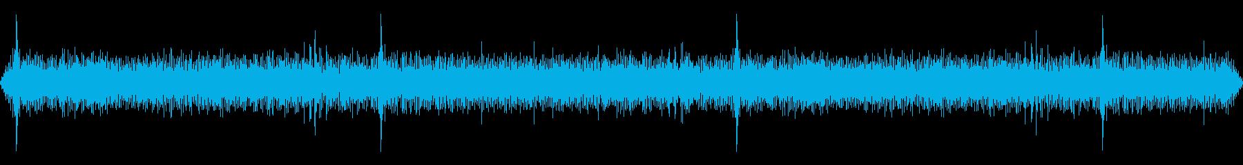 オールドハートポンプランニング;ヴ...の再生済みの波形