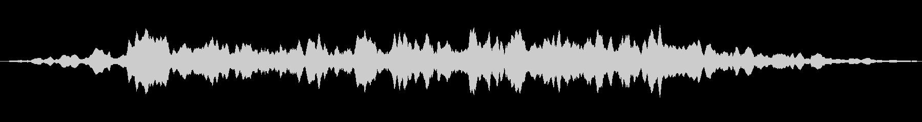 素材 大気フィードバックパッド高03の未再生の波形