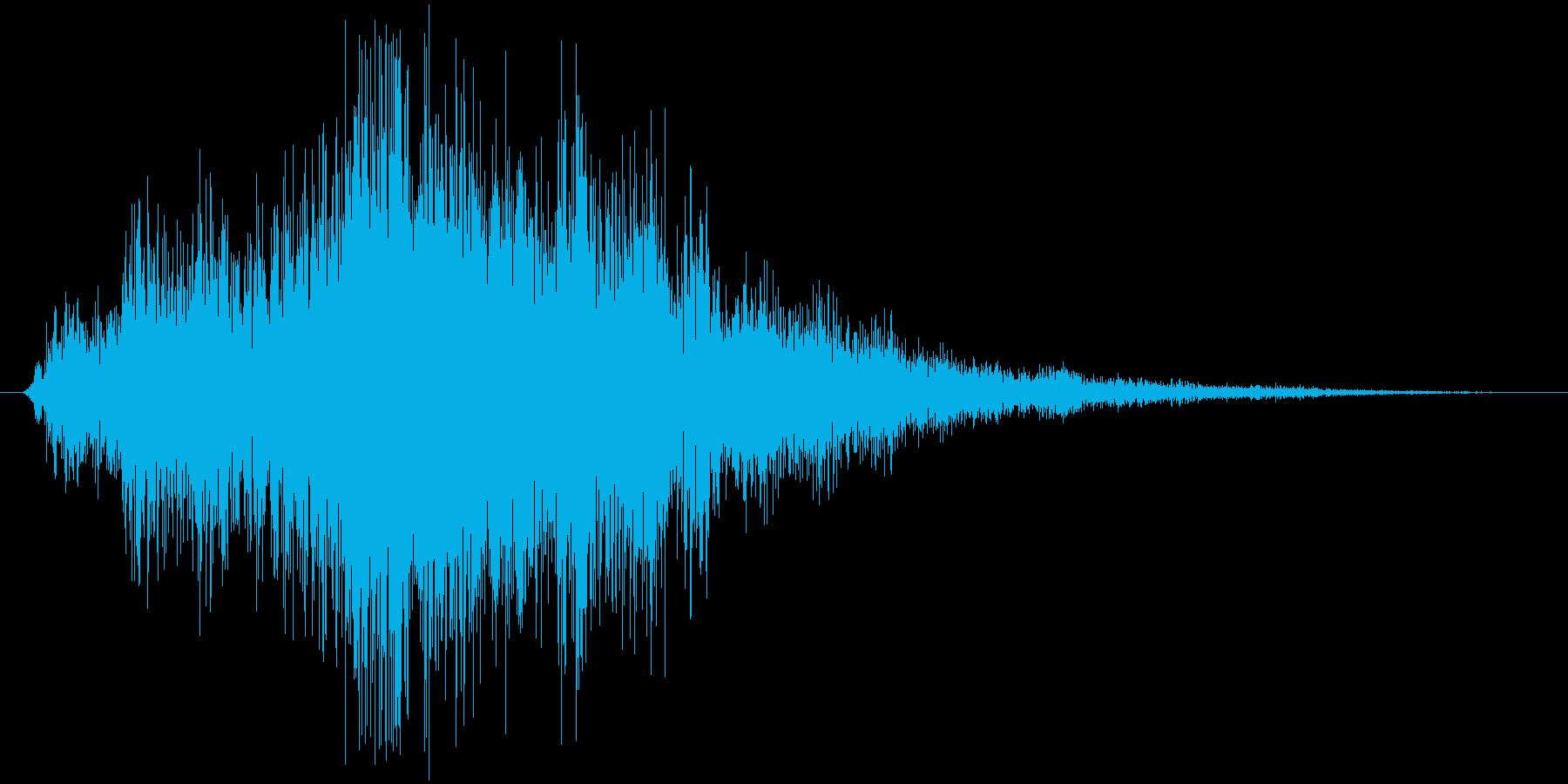 上昇_パワーアップ系_01の再生済みの波形