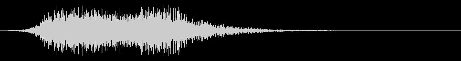 音楽:不気味な低ブラススティンガー...の未再生の波形