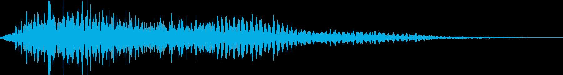 CINEMATIC SFX_14の再生済みの波形