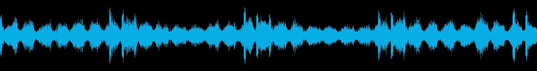 【ループ2】旅行リゾート 海 リラックスの再生済みの波形