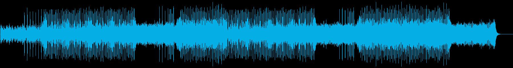 バイオリン・シティポップ風ジングルの再生済みの波形